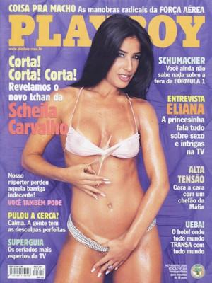 Playboy Brazil - Nov 2000
