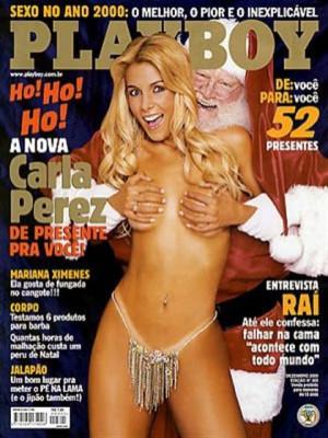 Playboy Brazil - Dec 2000