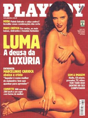 Playboy Brazil - May 2001