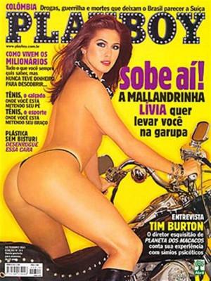 Playboy Brazil - Sep 2001