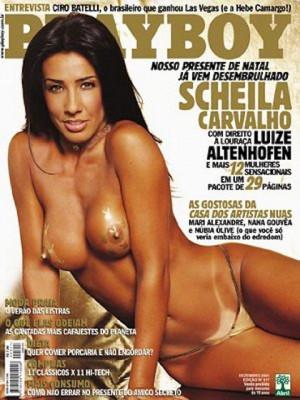 Playboy Brazil - Dec 2001