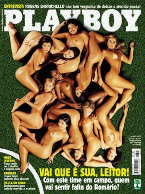 Playboy Brazil - June 2002