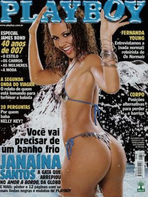 Playboy Brazil - Oct 2002