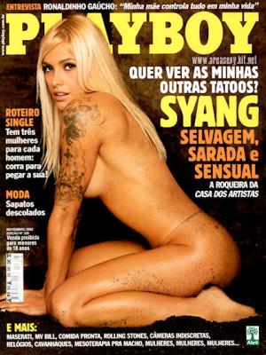 Playboy Brazil - Nov 2002