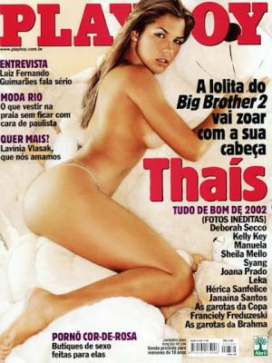 Playboy Brazil - Jan 2003