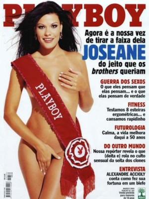 Playboy Brazil - March 2003