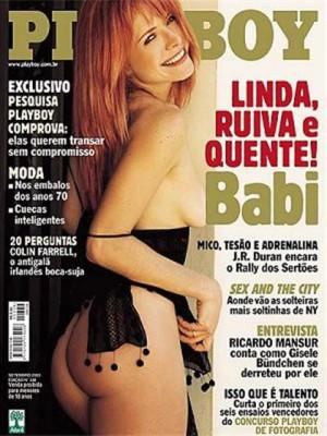 Playboy Brazil - Sep 2003