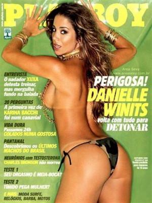 Playboy Brazil - Oct 2003