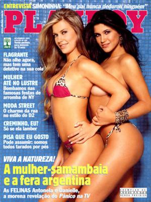 Playboy Brazil - Nov 2003