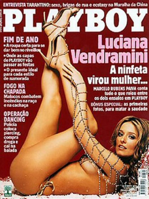 Playboy Brazil - Dec 2003