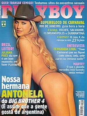 Playboy Brazil - Feb 2004