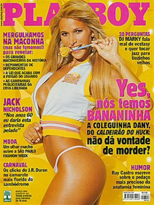 Playboy Brazil - March 2004