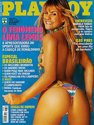 Playboy Brazil - April 2004