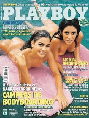 Playboy Brazil - June 2004