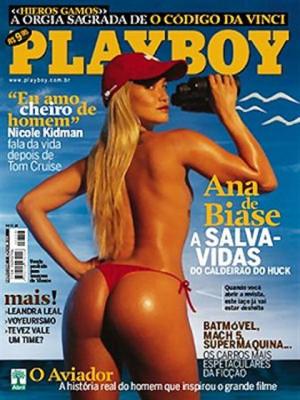 Playboy Brazil - March 2005