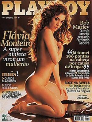 Playboy Brazil - May 2005