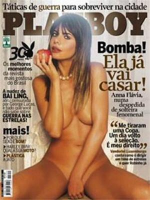 Playboy Brazil - June 2005