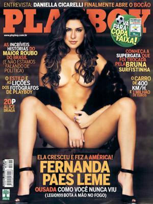Playboy Brazil - Dec 2005