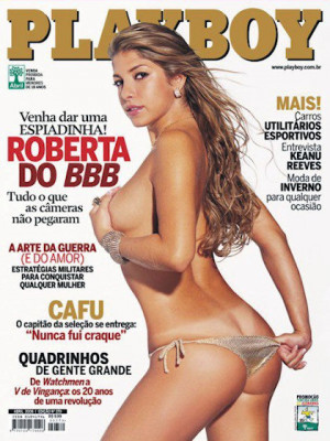 Playboy Brazil - April 2006