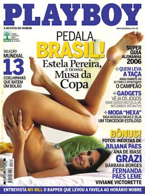 Playboy Brazil - May 2006