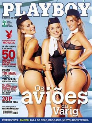 Playboy Brazil - Sep 2006