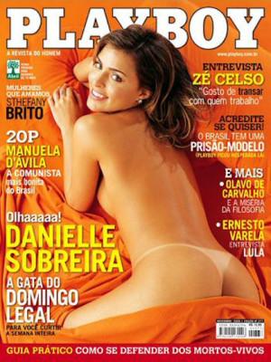Playboy Brazil - Nov 2006