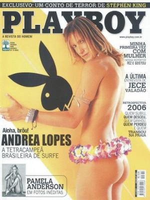 Playboy Brazil - Jan 2007