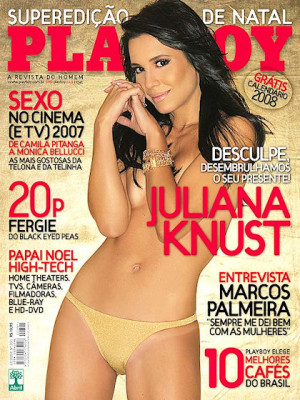 Playboy Brazil - Dec 2007