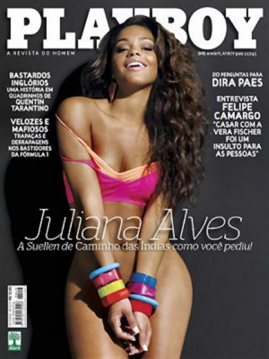 Playboy Brazil - Oct 2009