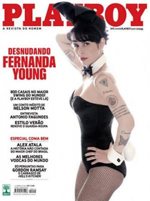 Playboy Brazil - Nov 2009