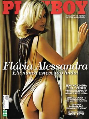 Playboy Brazil - Dec 2009