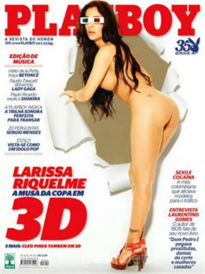 Playboy Brazil - Sep 2010