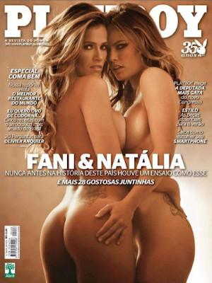 Playboy Brazil - Nov 2010