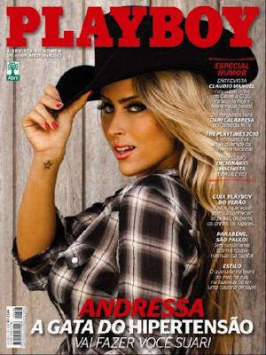 Playboy Brazil - Jan 2011