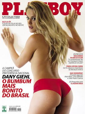 Playboy Brazil - Feb 2011