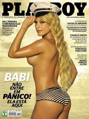 Playboy Brazil - April 2011