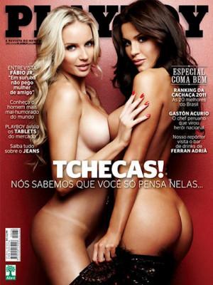 Playboy Brazil - July 2011