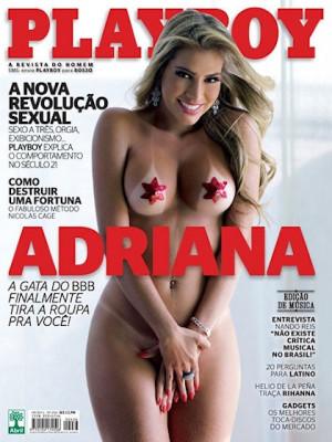 Playboy Brazil - Sep 2011