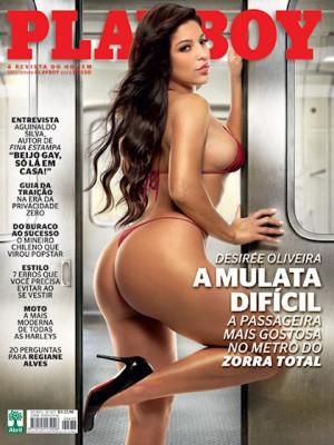 Playboy Brazil - Oct 2011