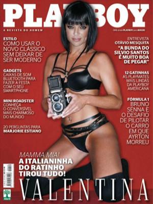 Playboy Brazil - Playboy Brazil March 2012