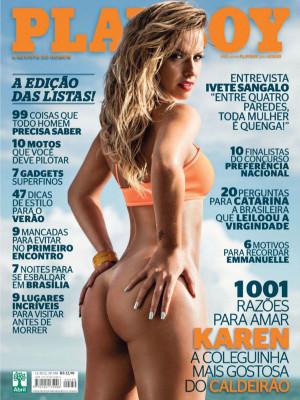 Playboy Brazil - November 2012