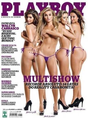 Playboy Brazil - Playboy Brazil May 2013