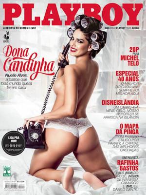 Playboy Brazil - Feb 2015