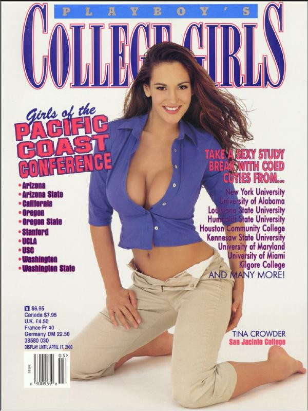 College Girls Spring 2000
