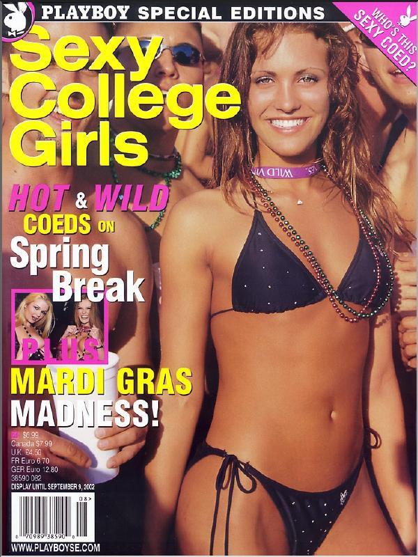 Sexy College Girls 2002