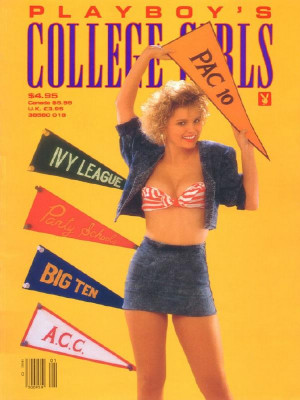 Playboy College Girls - College Girls 1984