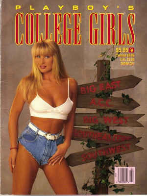 Playboy College Girls - College Girls 1991