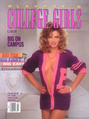 Playboy College Girls - College Girls 1993