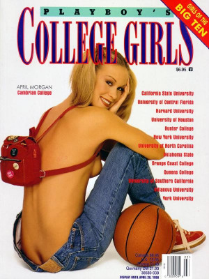 Playboy College Girls - College Girls 1998