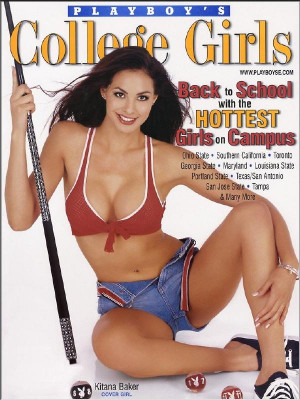 Playboy College Girls - College Girls Fall 2001